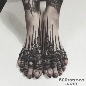 Foot Tattoos, Designs And Ideas_11