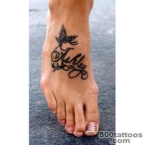 Foot Tattoos 5 Things To Think About Before You Get A Foot Tattoo _3