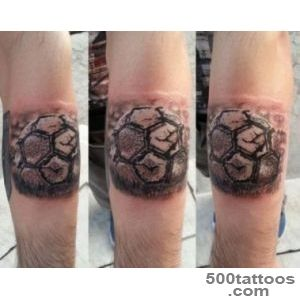 Football Of Tattoos – Sports Tattoovorlagen And Ideas – Fresh _33