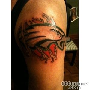 Pin Eagles Ink Tattoo Football Tattoos Pinterest on Pinterest_42