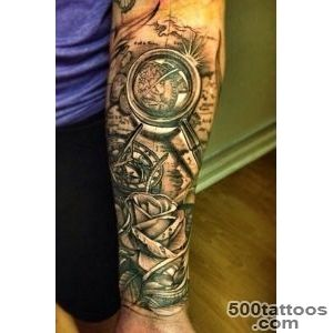 55+ Awesome Forearm Tattoos  Art and Design_10