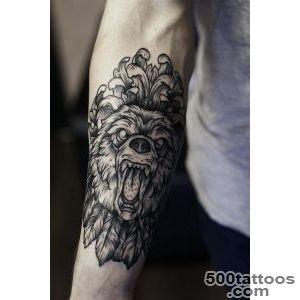 101 Impressive Forearm Tattoos for Men_1