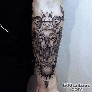 101 Impressive Forearm Tattoos for Men_36