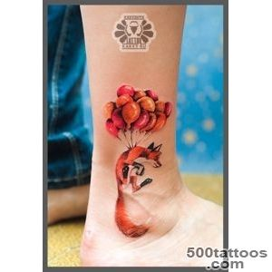 45 Fox Tattoos (Eye Catching amp Unique Designs)_4