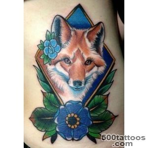 45 Fox Tattoos (Eye Catching amp Unique Designs)_6