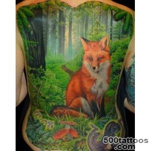 45 Fox Tattoos (Eye Catching amp Unique Designs)_32