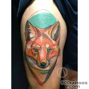 50+ Examples of Fox Tattoo  Art and Design_8