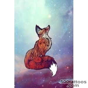 Can We Guess Which Tattoo You#39re Thinking About Getting  Foxes _28