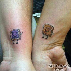 32 Perfect Best Friend Tattoo Designs   TattooBlend_36