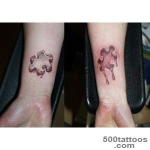35 Sweet Friendship Tattoos  CreativeFan_20