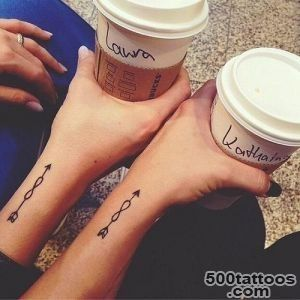 100 Unique Best Friend Tattoos with Images   Piercings Models_21