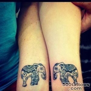 100 Unique Best Friend Tattoos with Images   Piercings Models_23