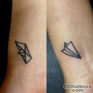 Friendship Tattoos and Designs for All Friendships_5