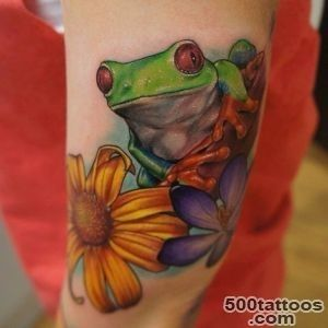 60 Lucky Frog Tattoos_8