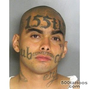 Gang Tattoos amp Symbols  Prison Tattoo Designs_1