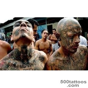 Hidden Meanings of Honduras Mara Gang Tattoos Explained_2