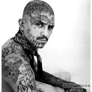 Gangster Tattoos   The feel of the Underworld Culture_20