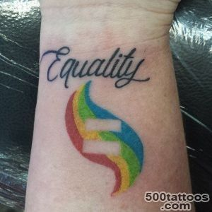 1000+ ideas about Gay Pride Tattoos on Pinterest  Pride Tattoo _5