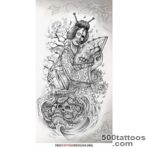 Geisha Tattoos_47