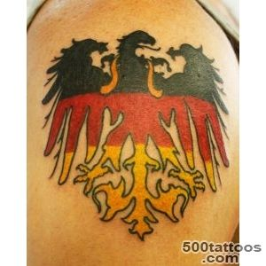 3d womentattoocom Amazing german eagle tattoo_7