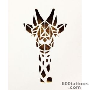1000+ ideas about Giraffe Tattoos on Pinterest  Small Giraffe _24