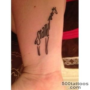 Pin Tall Giraffe Tattoo Ideas Pinterest Tattoos on Pinterest_49