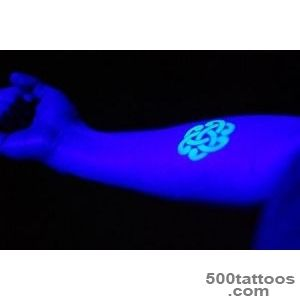 15 Killer Glow In The Dark Tattoos  CreativeFan_21