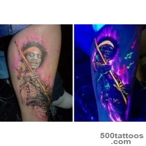 30 Glow In The Dark Tattoos That#39ll Make You Turn Out The Lights_36