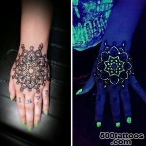 30 Glow In The Dark Tattoos That#39ll Make You Turn Out The Lights_48