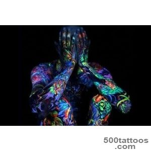 Glow in the Dark Tattoos   The Pros amp Cons  Tat2X Blog_2