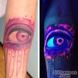 The Glow in the Dark Tattoos Trend  Dark Tattoo, Glow and Dark_15