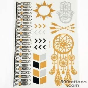 Comparison Black Gold Tattoo prices and similar goods in the AliExpress_40