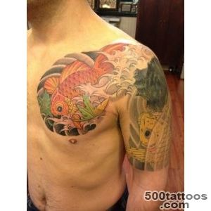 Goldfish tattoo  TATTOO FORREST_48