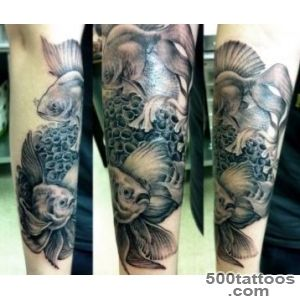 Pin Goldfish Tattoo on Pinterest_33