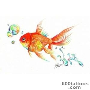 Pin Rainbow Goldfish Tattoo Pictures To Pin On Pinterest on Pinterest_23