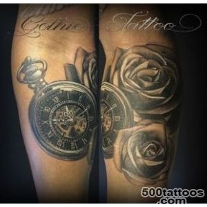 32+ Latest Gothic Tattoos_37