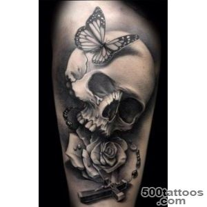 Gothic Tattoos, Designs And Ideas_1