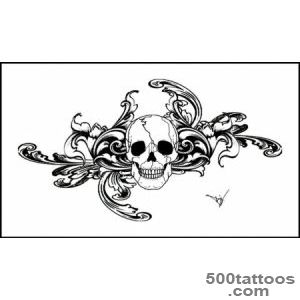 Gothic Tattoos, Designs And Ideas  Page 14_28