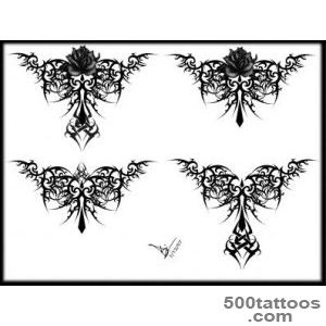 GOTHIC TATTOOS  Tattoo design and ideas_42