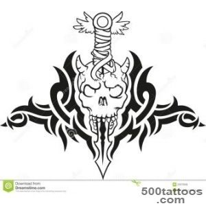 Gothic Tattoo Stock Photo   Image 23570340_48