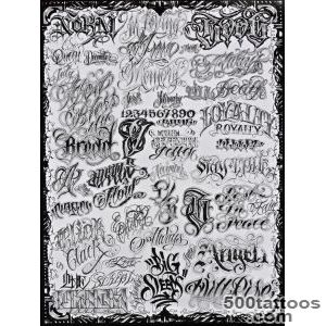 Norm Tattoo And Graffiti Tattoo Art  Tattoo Fonts  Pinterest _22