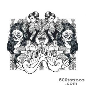 TATTOOGRAFFITI GIRLS  Lost401Designs_48