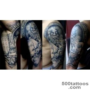 60 Greek Tattoos For Men   Mythology And Ancient Gods_30