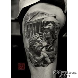 Greek Tattoos, Designs And Ideas_3