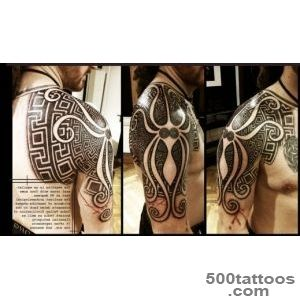 Greek Tribal Tattoos  Cool Tattoos   Bonbaden_48