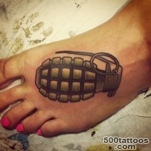 1000+ images about Grenade Tattoos on Pinterest  Grenade Tattoo _10