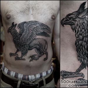 Griffin Tattoo  Best Tattoo Ideas Gallery_19