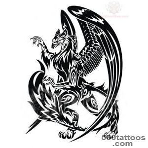 Griffin Tattoo Images amp Designs_5