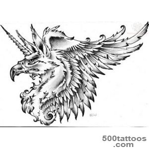 Griffin Tattoo Images amp Designs_8