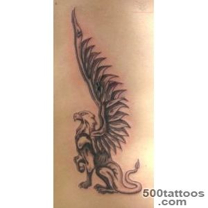 Griffin Tattoo Images amp Designs_9